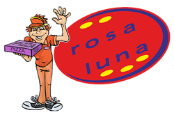 Lieferservice Rosa Luna Kronskamp