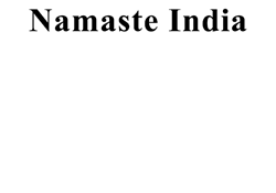 Lieferservice Namaste India Frankfurt am Main