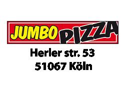 Lieferservice Jumbo Pizza Koeln